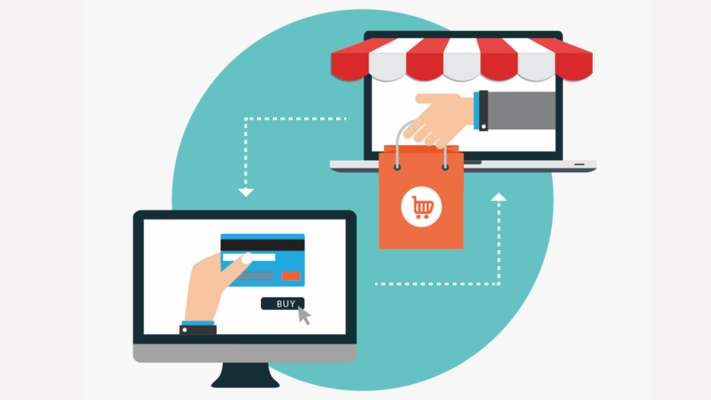 What is e-commerce Business?