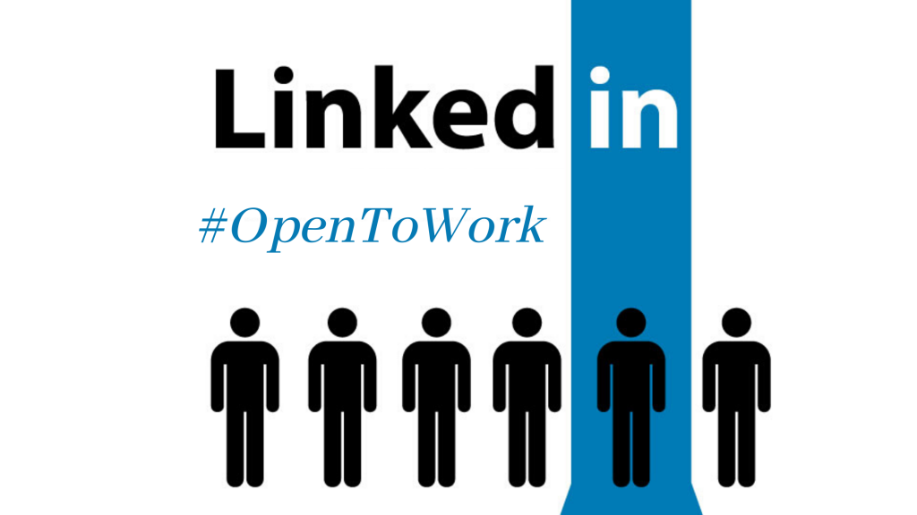 Let Recruiters Know You're Open to Job Opportunities - #OpenToWork